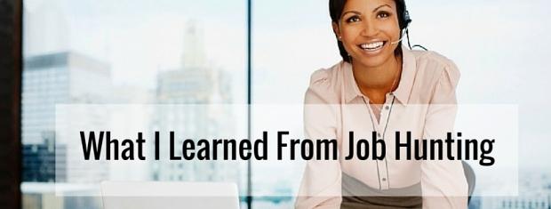 Job Hunting-3